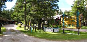 Mountain Pine Motel