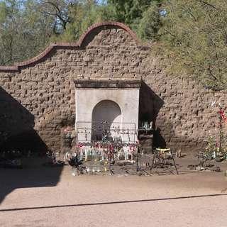 El Tiradito Shrine