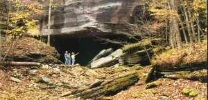 War Eagle Cavern