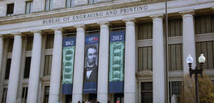 The Bureau of Engraving and Printing