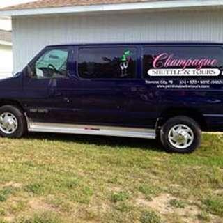 Champagne Shuttle & Tours Llc