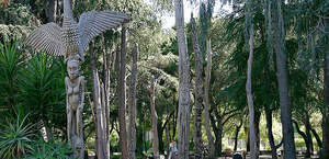 Papua New Guinea Sculpture Garden