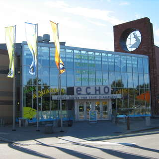 ECHO Leahy Center for Lake Champlain
