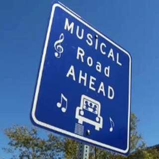 Singing Road