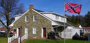 General Lee's Headquarters