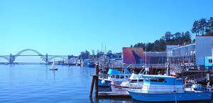 Newport's Historic Bayfront