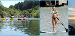 Kayak Adventure Sonoma