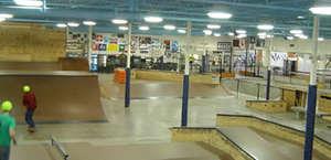 Modern Skate Park - Grand Rapids