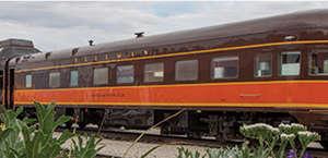 Pullman Rail Journeys