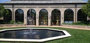The Ewing and Muriel Kauffman Memorial Garden