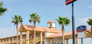 Howard Johnson Express Inn Galveston Texas