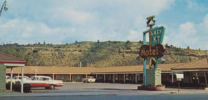 Lazy K-T Motel