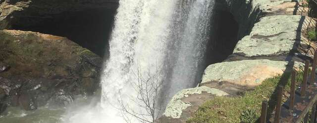 Noccalula Falls Park & Campground