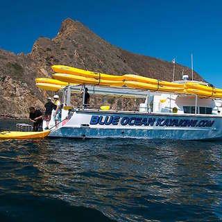 Blue Ocean Kayaking