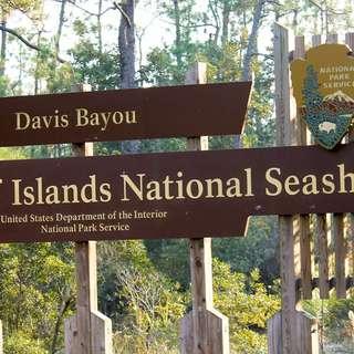 Gulf Islands National Seashore - Davis Bayou Campground