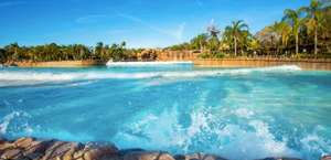 Typhoon Lagoon Surf Pool