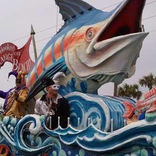 Mardi Gras- Gulf Shores