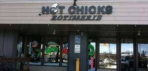 Hot Chicks Rotisserie