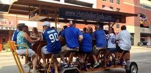 The HandleBar Pedal Pub