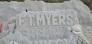 Fort Myers Beach American Sand Sculpting Championship