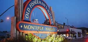 Monterey Old Fisherman's Wharf