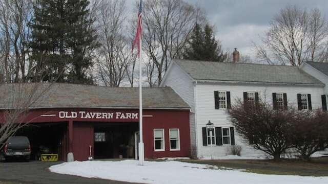 Old Tavern Farm Greenfield Ma Roadtrippers