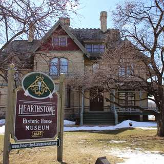 Hearthstone Historic House Museum