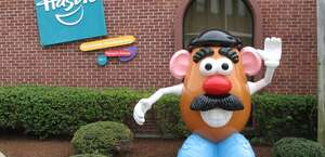 Mr. Potato Head Statues
