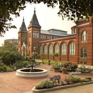 Smithsonian Arts & Industries Bldg