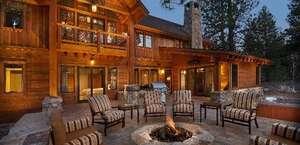 Tahoe Mountain Resort Lodging