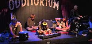 The Odditorium Bar
