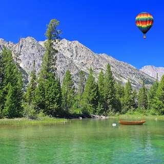 Grand Teton Balloon Flights