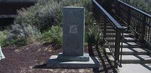 Evel Knievel Snake River Monument