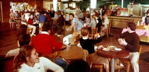"Animal House ""Food Fight"" Filming location"