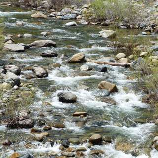 Headwaters of the Sacramento River