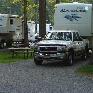Whittington Woods Campground
