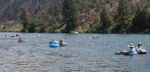 Madison River Tubing