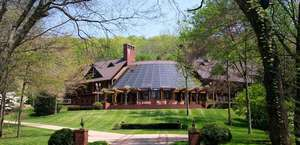 The Fontanel Mansion and Farm