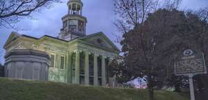 Historical Society Old Court House