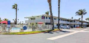 Motel 6 Ventura, Ca - Beach