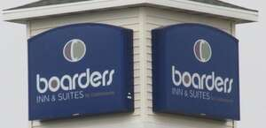 Boarders Inn And Suites By Cobblestone Hotels Evansville Wi