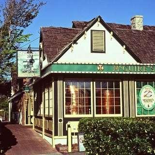 Mc Guire's Irish pub