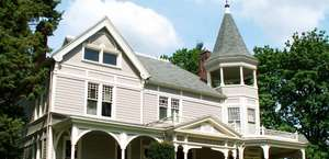 Officers Row Marshall House