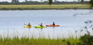 Sea Island Kayaking