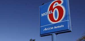 Motel 6 El Paso, Tx - West