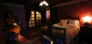 Mackinaw Manor Haunted Mansion in 3D