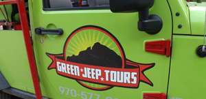 Green Jeep Tours