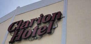 Clarion Inn Dollywood Area
