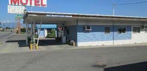 Blue & White Motel, Kalispell, Montana