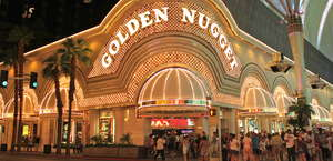 Golden Nugget Las Vegas Nevada